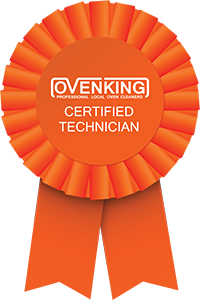 OvenKing Certified Oven Cleaners
